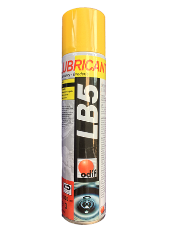 LUBRICANT AND AIR SPRAYS