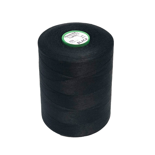 BOBBIN THREAD No.150 15,000m BLACK