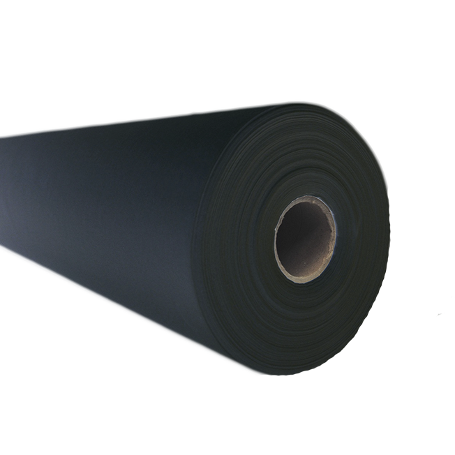 EZEE 80g BLACK 90cmx100m SOFT CUT AWAY