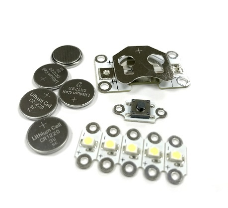 HC LED SWITCH KIT LARGE BATTERY