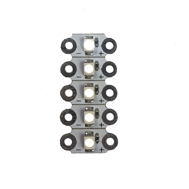 HC LED SEWABLE WHITE 10PK
