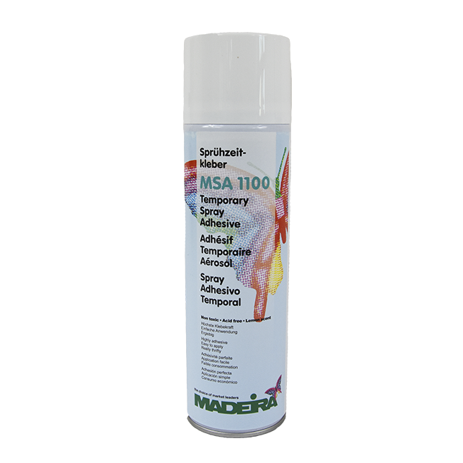 TEMP SPRAY ADHESIVE-500ML CAN