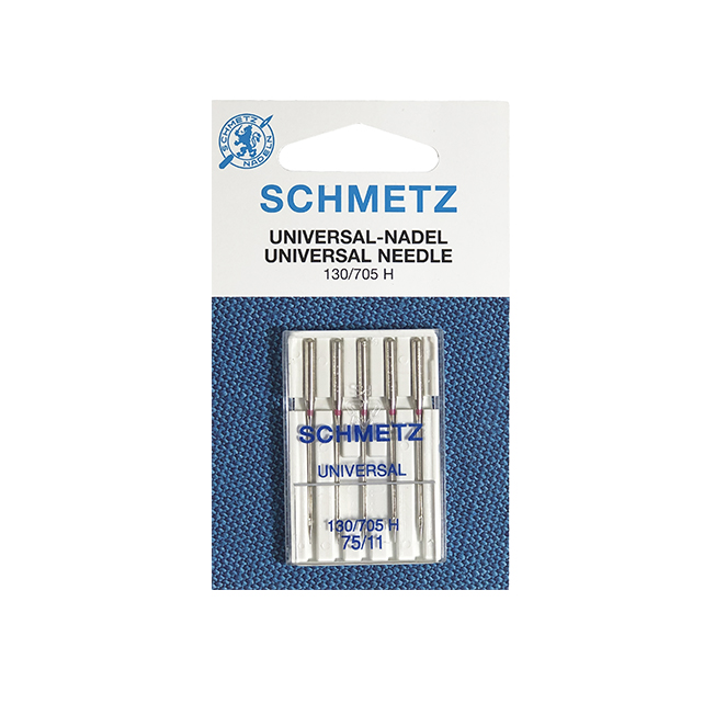 SCHMETZ UNIVERSAL.75 (CARD OF 5) NEEDLES
