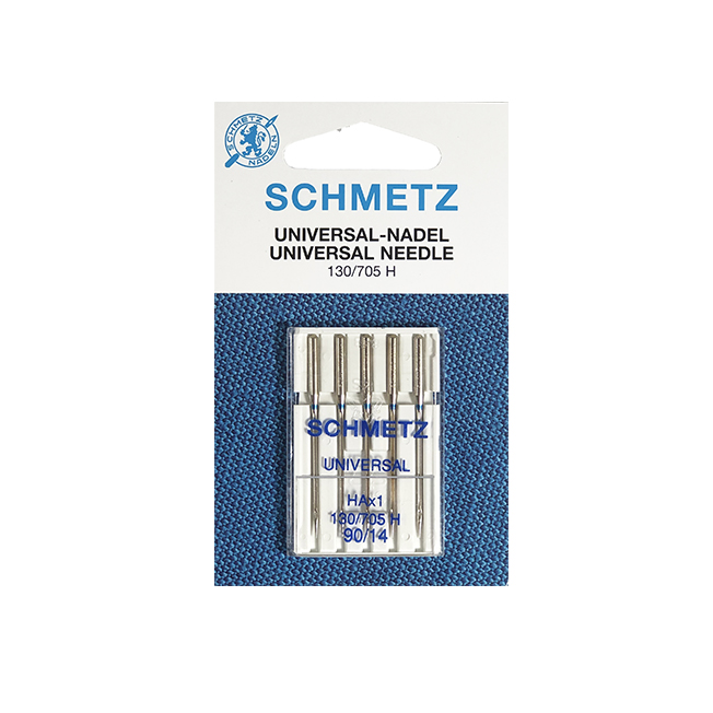 SCHMETZ UNIVERSAL.90 (CARD OF 5) NEEDLES