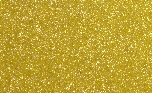 GLITTER LUX APPLIQUE FABRIC 50CM X 70CM GOLD