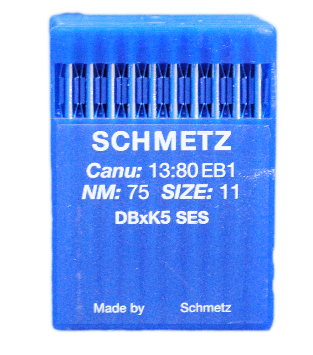 75/11 SCHMETZ NEEDLES x100 SHARP